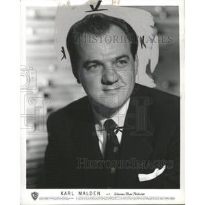 1956 Press Photo Karl Malden Actor - RRW33859