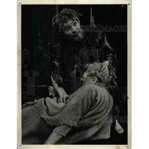 "1964 Press Photo John Colicos in ""King Lear."" - RRW81729"