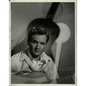 1966 Press Photo Roger Dean Miller King Road Dang Swing - RRW15737
