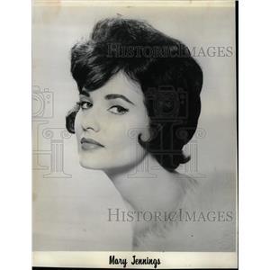 1964 Press Photo Lady From Colorado Lead Jennings - RRW09245
