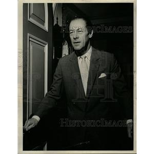 1960 Press Photo Rex Harrison English actor - RRW15999