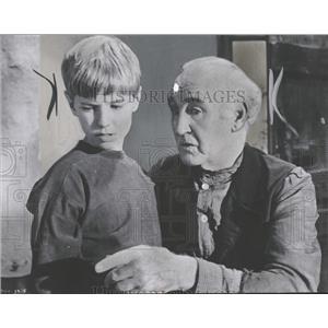 1960 Press Photo David Ladd Actor Donald Cuisp Actor