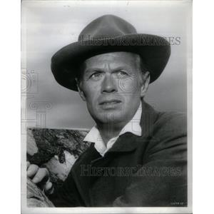 1964 Press Photo Richard Widmark,actor - RRX57911