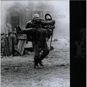 1979 Press Photo Ernest Borgnine American TV Film Actor - RRX66111