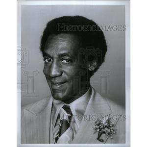 1976 Press Photo Actor Bill Cosby - RRX58443