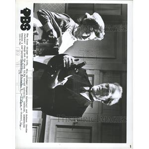 1974 Press Photo Upstairs, Downstairs BBC TV Program - RRX90333