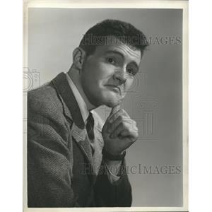 1954 Press Photo Orsen Bean, Actor - nox06331