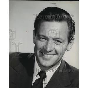 1953 Press Photo Actor William Holden - spp56146