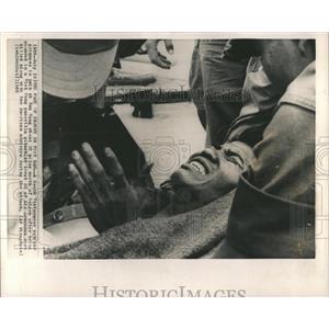 1965 Press Photo South Vietnamese Soldier - RRW52733