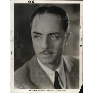 1931 Press Photo William Powell - cvp74913