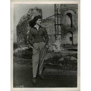 1951 Press Photo Pier Angeli - cvp77312