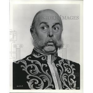 1940 Press Photo Reginald Owen as King of Romanza in Rosalie - cvp78022