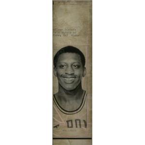1970 Press Photo Bob Lanier Detroit Pistons - RRX38769