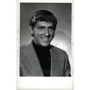 1973 Press Photo Denver Univ Hockey Player Morenz - RRW77839