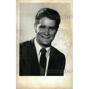 1973 Press Photo Ron Grahame University Denver Hockey - RRW73961