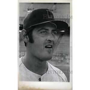 1972 Press Photo Cisco Carlos Pitcher Denver Bears - RRW73701