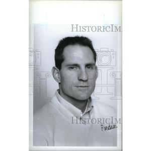 Press Photo Jeff Stergala Fordson Football Coach - RRX39663