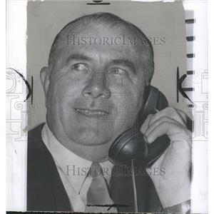 1957 Press Photo John Kelly Sr Rowing Grace Kelly - RRW35999