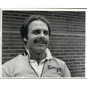 1982 Press Photo Kerry Volkman, Lake Cath Wrestling Coach - cvb35385