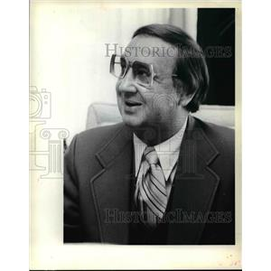 1978 Press Photo Ted Stepien - cvb46186