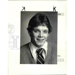 1984 Press Photo Dream Team: David Rowan, Madison Wrestler - cvb48413