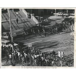 1971 Press Photo Vice President Agnew Heads East - RRX84917
