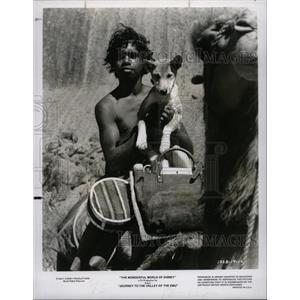 "1978 Press Photo Disney presents ""Journey to the Valley"