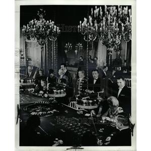 1975 Press Photo Gambling at German Spa of Baden-Baden - RRX70917