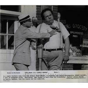 1968 Press Photo Alan Arkin American Actor Director - RRW84543