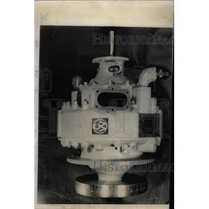1959 Press Photo Crankshaft Rotor Curtiss Wright Corp - RRW24267