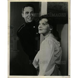 1960 Press Photo Eileen Brennan/Actress/Emmy Award - RRW18765