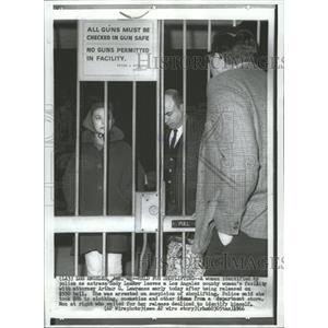 1966 Press Photo actress Hedy Lamarr women's facility - RRW33477