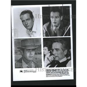 1990 Press Photo Paul Newman American Actor. - RRW32675