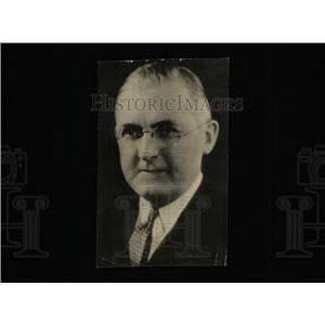 1936 Press Photo Newspaper Publisher Frank Gannett - RRW78923