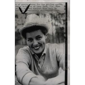 1959 Press Photo Miss Judy Bell Wichita Miss Barbara - RRW96775