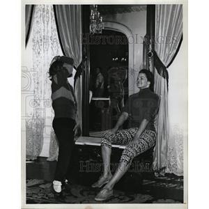 1961 Press Photo Eileen Brennan American Actress Film - RRW18763