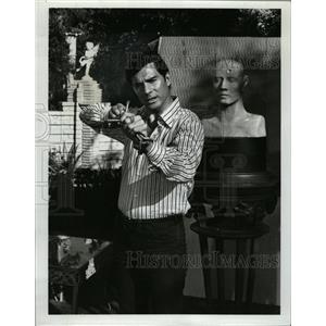 1970 Press Photo George Maharis Actor Most Deadly Game - RRX64275