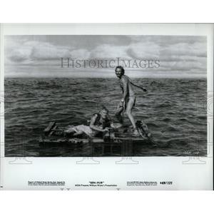 1969 Press Photo A Sea Scene From Ben-Hur - RRX79549