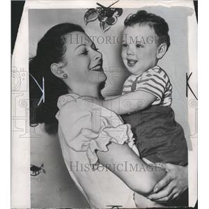 1948 Press Photo Hedy Lammar (Actress) - RRW33475