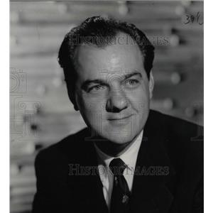 1963 Press Photo Karl Malden American Film Actor - RRW10547