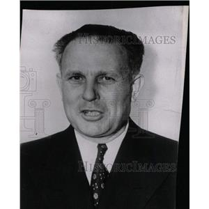 1950 Press Photo John Hannah Scottish Actor Film Televi - RRW95931
