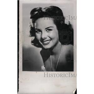1948 Press Photo Actress Colleen Townsend Author - RRW75775