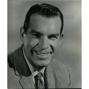 1990 Press Photo Fred MacMurray American Actor - RRW14525