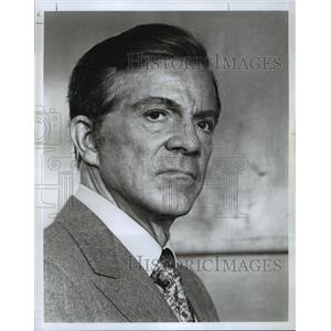 Press Photo Dana Andrews stars in The First 36 Hours of Dr. Durant, on ABC.
