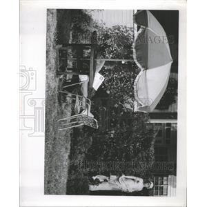 PRESS PHOTO ST. PETERSBURG LIBRARY MIRROR LAKE - RRX91505