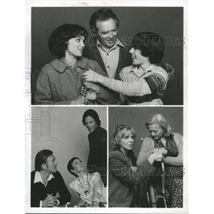 1980 Press Photo Actress Valerie Harper The Shadow Box - RRW33795
