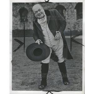 1951 Press Photo Mr Pickwick People Men - RRW30595