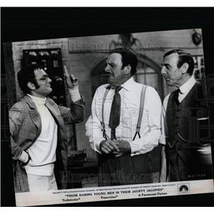 1969 Press Photo Tony Curtis, Those Daring Young Men... - RRX76659