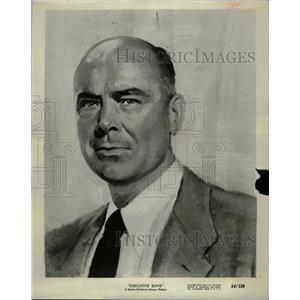 1964 Press Photo American Actor Dean Jagger - RRW08999