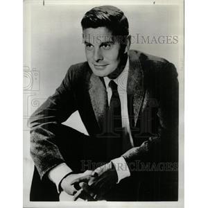 1964 Press Photo Louis Jourdan French Film Actor